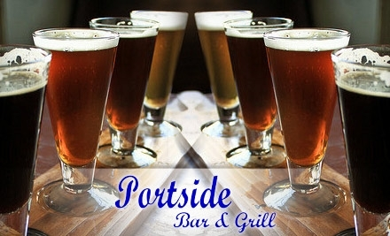 $20 Groupon to Portside Bar & Grill - Portside Bar & Grill in Port Jefferson