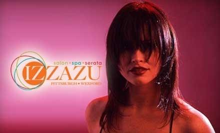 $60 Groupon to Izzazu International Salon - Izzazu International Salon in Pittsburgh