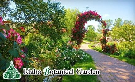 Idaho Botanical Garden: One Family-Plus Membership - Idaho Botanical Garden in Boise