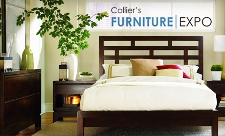 $200 Groupon to Collier's Furniture Expo - Collier's Furniture Expo in Altamonte Springs