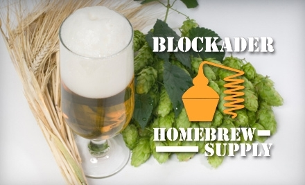 Blockader Homebrew Supply - Blockader Homebrew Supply in Athens