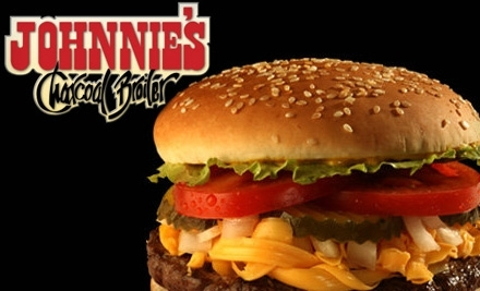 $14 Groupon to Johnnie's Charcoal Broiler - Johnnie's Charcoal Broiler in Edmond