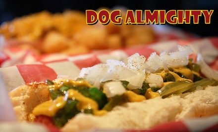 $10 Groupon to Dog Almighty - Dog Almighty in Austin