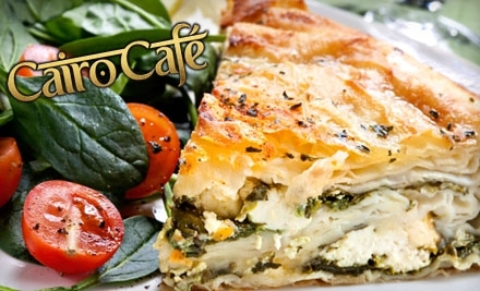 $15 Groupon to Cairo Cafe - Cairo Cafe in Indianapolis