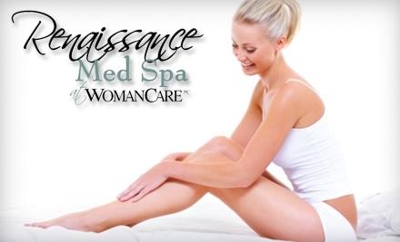 Renaissance Med Spa: 8 Laser Hair-Removal Treatments for Upper Lip - Renaissance Med Spa in Schaumburg