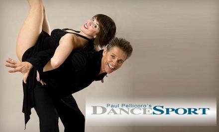 Paul Pellicoro's DanceSport - Paul Pellicoro's DanceSport in New York
