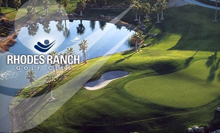 $20 Groupon to Rhodes Ranch Club House - Rhodes Ranch Club House in Las Vegas