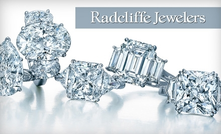 $60 Groupon to Radcliffe Jewelers - Radcliffe Jewelers in Towson
