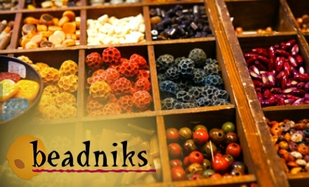 Beadniks: $30 Groupon - Beadniks in Park City