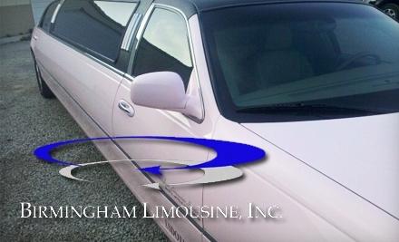 Birmingham Limousine - Birmingham Limousine in