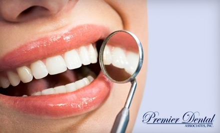Premier Dental Associates: Choice of 1 Dental Exam, Cleaning, and Digital X-Rays or an At-Home Zoom! Advanced Power-Whitening System - Premier Dental Associates in Pembroke Pines