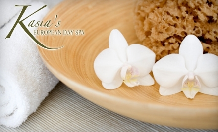 $100 Groupon to Kasia's European Day Spa - Kasia's European Day Spa in New York