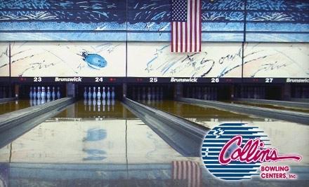Collins Bowling Centers - Collins Bowling Centers in Lexington