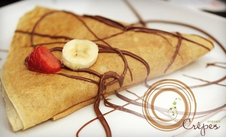 $15 Groupon to O'Crepes - O'Crepes in Brooklyn