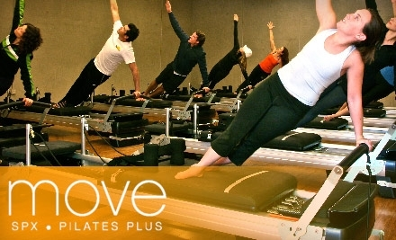 Sculpt Pilates Plus - Sculpt Pilates Plus and Move Pilates Plus in Solana Beach