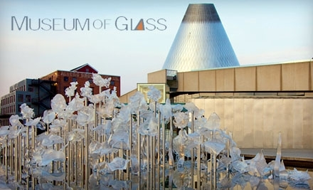 Museum Of Glass: 1-Day Ticket - Museum Of Glass in Tacoma
