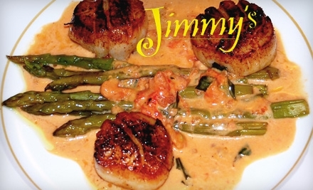 $30 Groupon to Jimmy's - Jimmy's in Opelika