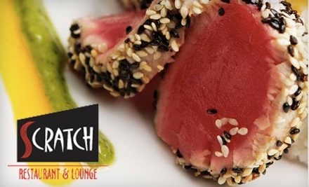 Scratch Restaurant & Lounge: $20 Groupon for Lunch - Scratch Restaurant & Lounge in Spokane