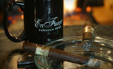 $20 Groupon to En Fuego Tobacco Shop - En Fuego Tobacco Shop in Murphy