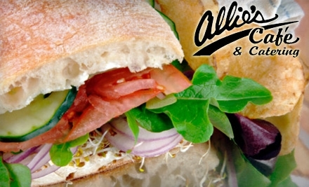 Allie's Cafe: $10 Groupon for Breakfast and Lunch - Allie's Cafe in South Bend