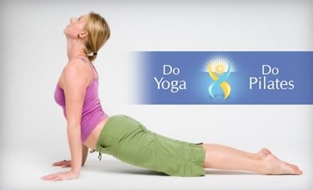 Do Yoga Do Pilates - Do Yoga Do Pilates in New York
