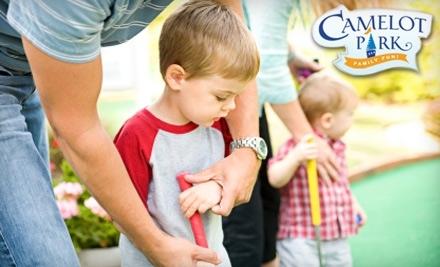 Camelot Park Entertainment Center - Camelot Park Entertainment Center in Bakersfield