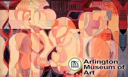 Arlington Museum of Art: Individual Membership - Arlington Museum of Art in Arlington