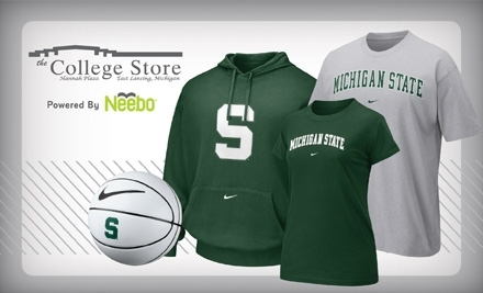 $20 Groupon to The College Store - The College Store in East Lansing