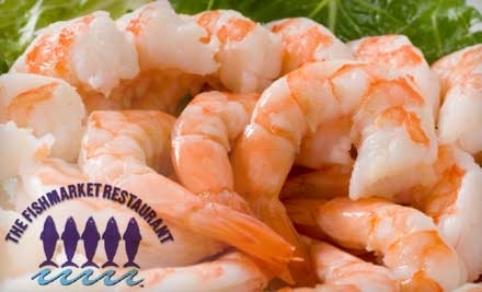 $20 Groupon to The Fish Market Restaurant on Hwy 280 - Fish Market Restaurant in Birmingham
