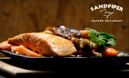 $25 Groupon to Sandpiper Restaurant & Cafe - Sandpiper Restaurant & Cafe in Bodega Bay