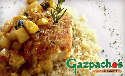 $20 Groupon to Gazpacho's by Las Tablitas - Gazpacho's by Las Tablitas in Brownsville