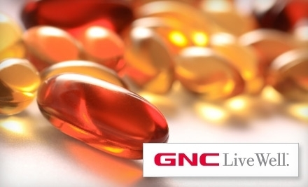 $40 Groupon to GNC - GNC in Midwest City