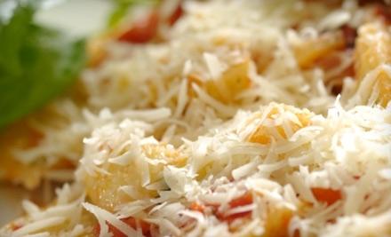 $25 Groupon to Rossini Cucina Italiana - Rossini Cucina Italiana in Ridgeland