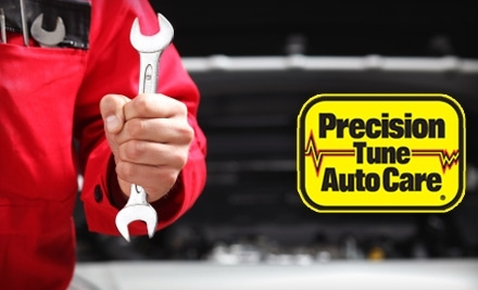 Precision Tune Auto Care - Precision Tune Auto Care in Columbus