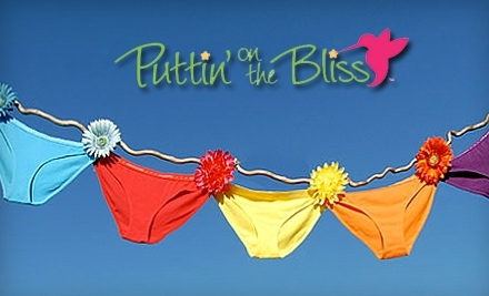 $60 Groupon to Puttin' on the Bliss - Puttin' on the Bliss in