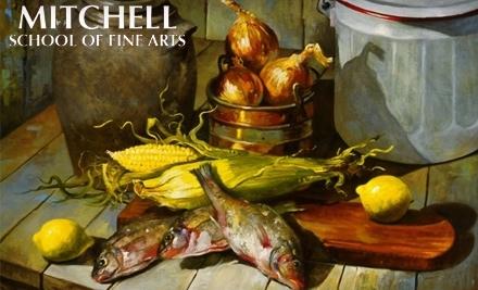 Mitchell School of Fine Arts: 4-Week Youth Class - Mitchell School of Fine Arts in Baltimore