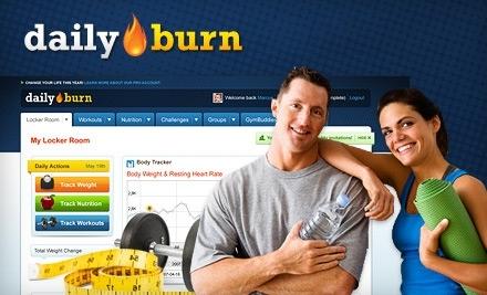 DailyBurn: Pro Membership - DailyBurn in