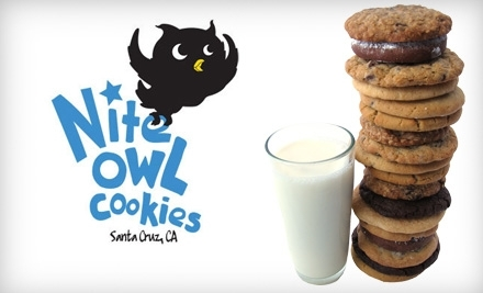 Nite Owl Cookies - Nite Owl Cookies in Santa Cruz