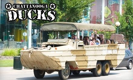 Chattanooga Ducks: Child Ticket - Chattanooga Ducks in Chattanooga