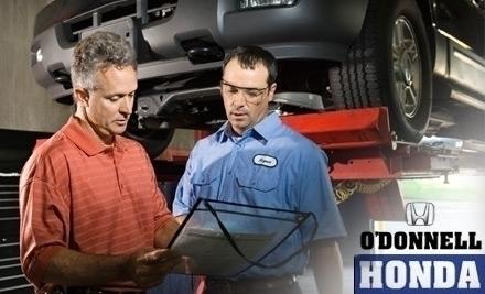 Heritage Honda Towson >> O'Donnell Honda - Ellicott City, MD | Groupon