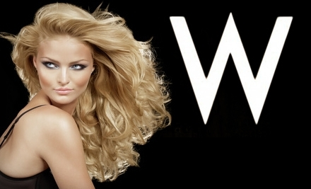 $50 Groupon to The W Salon - The W Salon in Riverside