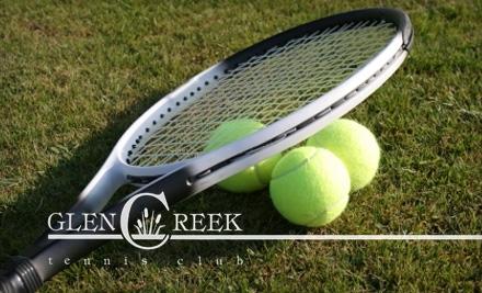Glen Creek Tennis Club: 6-Week Play Tennis America Class - Glen Creek Tennis Club in South Park