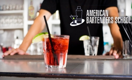 American Bartenders School: 12 Hours of Bartending Boot Camp - American Bartenders School in New York