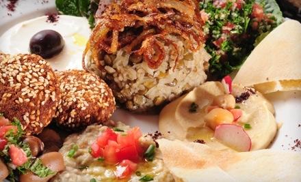 $50 Groupon to Maza Restaurant - Maza in Chicago
