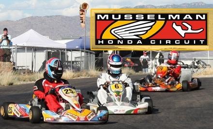 Musselman Honda Circuit - Musselman Honda Circuit in Tucson
