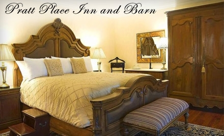 Pratt Place Inn and Barn: 1-Night Stay in the Redbud Room - Pratt Place Inn and Barn in Fayetteville