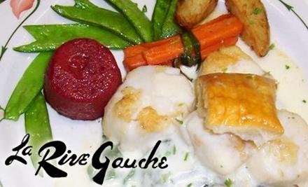 $40 Groupon to La Rive Gauche - La Rive Gauche in Palos Verdes Estates