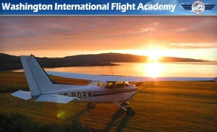 Washington International Flight Academy - Washington International Flight Academy in Gaithersburg