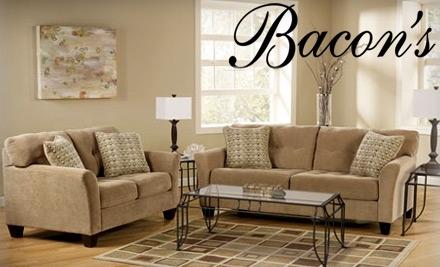 $200 Groupon to Bacon's Furniture - Bacon's Furniture in Sarasota