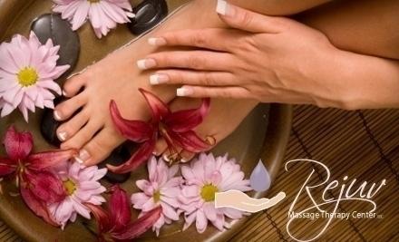 Groupon massage envy